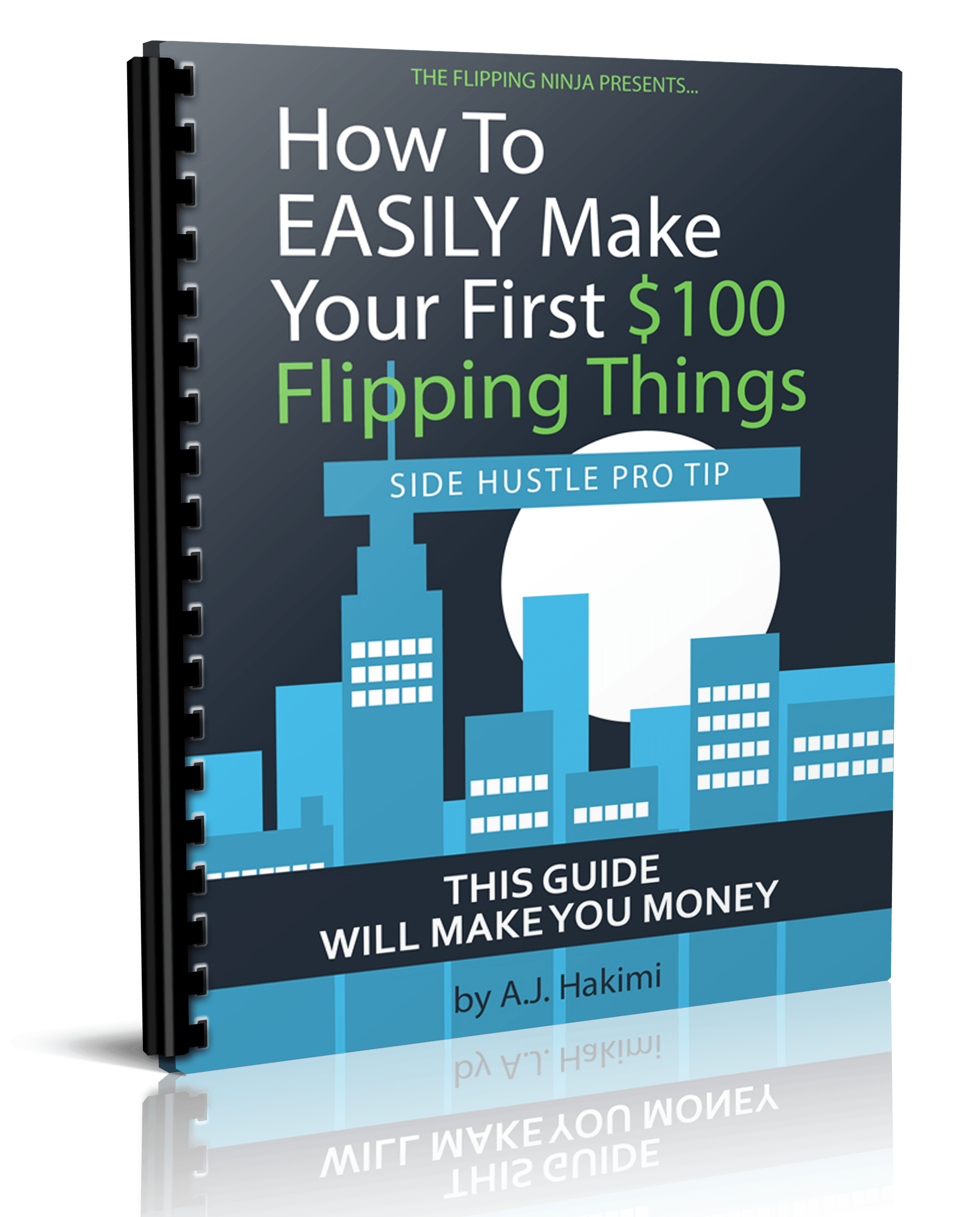 Home the flipping ninja blueprint how to easily make your first 100 flipping things malvernweather Choice Image